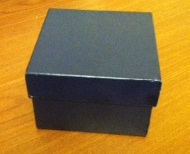 Paperweight Box